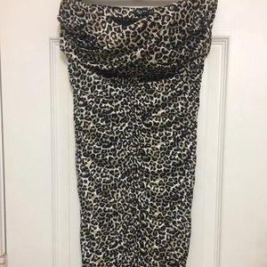 Strapples dress